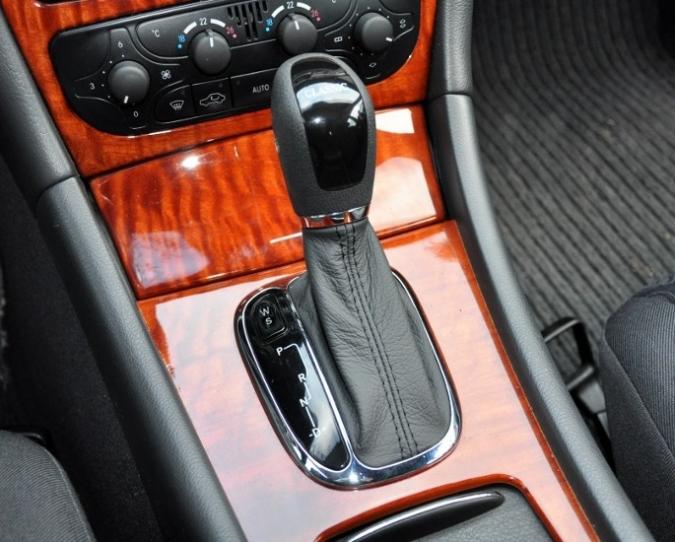 Mercedes W Schaltsack Automatik