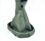 Schaltsack Mercedes C-Klasse W203 Handschaltung ECHT LEDER N252