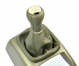 Schaltknauf mit Schaltsack Mercedes A-Klasse W168 Handschaltung Bj 1997-04 N542